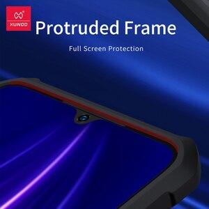 Image 4 - Pokrowiec odporny na wstrząsy dla Xiaomi Redmi Note 8T pokrowiec Xundd poduszka powietrzna zderzak pierścień uchwyt tylna pokrywa przezroczysty dla Redmi Note 8 coque