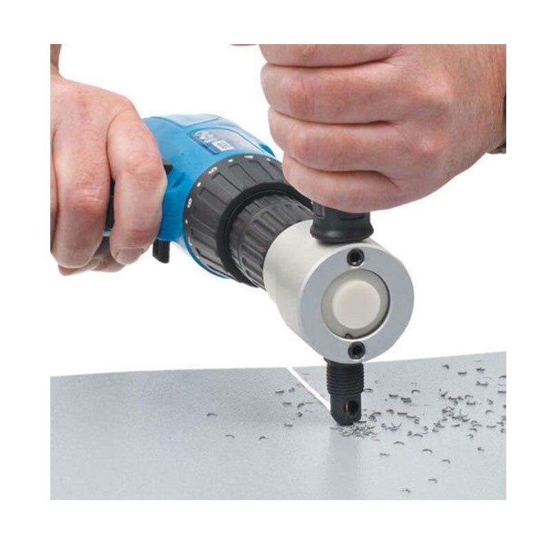 Premum двухголовый металлорежущий станок 160A, резак для дрели, регулируемый на 360 градусов электрический резак для металла