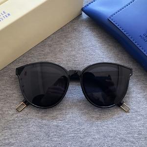 Image 1 - 2020 czarne okulary przeciwsłoneczne damskie Peter Korea delikatne okulary przeciwsłoneczne Monster Star okulary przeciwsłoneczne Fashion Lady Vintage okulary przeciwsłoneczne oryginalny pakiet
