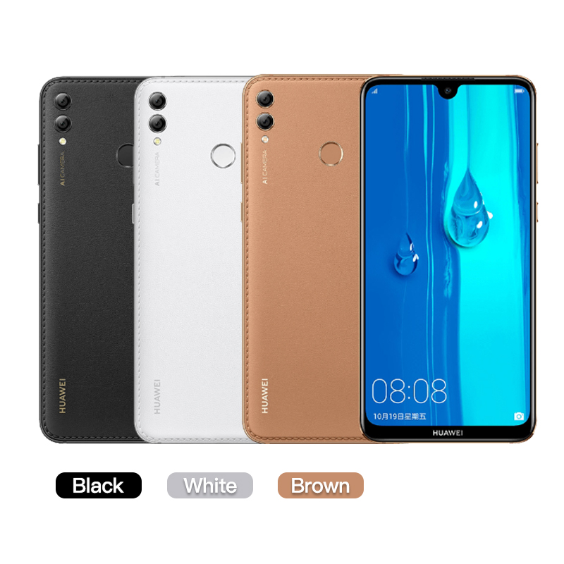 Image 2 - Global Version Optional Huawei Y Max Enjoy Max 7.12inch 5000mAh Smart Phone 4GB 128GB Snapdragon 660 Octa core Dual Back Camera-in Cellphones from Cellphones & Telecommunications