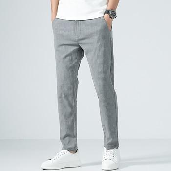 Ανδρικό Slim Casual Παντελόνι . Αντρικά Παντελόνια Ρούχα MSOW