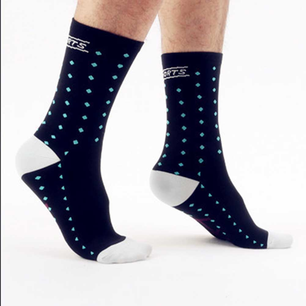 1 Pair Breathable Anti Slip Wear Resistant Socks for Outdoor Sports Hiking