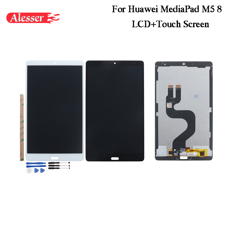 Alesser For Huawei MediaPad M5 8 LCD Display And Touch Screen 8.4'' Tested Before Shipment Assembly With Tools And Adhesive-in Mobile Phone LCD Screens from Cellphones & Telecommunications    1