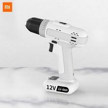 리튬 충전식 드릴링 도구 편안한 스마트 다목적 25NM 높은 토크 휴대용 마그네틱 12V