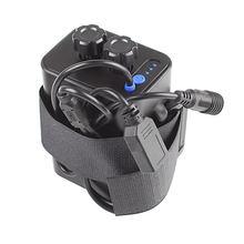6 шт 18650 батарея коробка 5vusb/84vdc двойной интерфейс водонепроницаемый