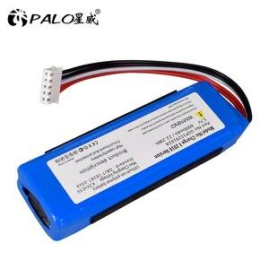 Image 4 - 2021 novo 3.7v 6000mah/22.2wh bateria para gsp1029102a bateria para jbl carga 3 2016 versão bateria