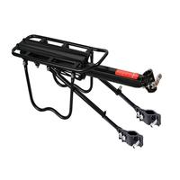 Bike Rack 50kg Bicycle Quick Release Luggage cargo Seat Post Pannier Carrier Rear Rack Fender Bicycle Accessories