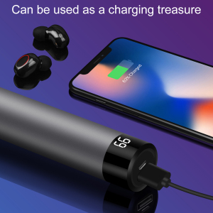 Image 4 - True Wireless Bluetooth 5.0 Earbuds TWS IPX5 Wireless Headphones Waterproof Touch Bluetooth Sport Earphone Power Bank 1500mAh