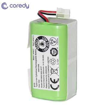 Original Replacement Accessory 2600mAh Li-ion Battery for All Coredy Robot Vacuum Cleaner R500+ R650 Parts EU warehouse