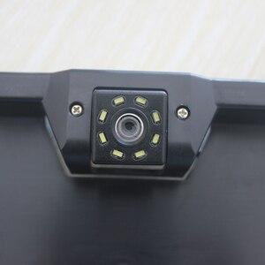 Image 3 - 유럽 라이센스 플레이트 프레임, LED8 라이트 카메라, 유럽 라이센스 플레이트 프레임 LED 반전 카메라