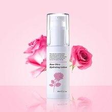 Розовая Увлажняющая эмульсия, восполняющая воду для питания кожи крем для очищения пор носа отбеливающий крем
