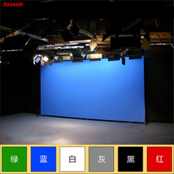 Studio background cloth film blue green black and white gray red button like background cloth CD50 T03