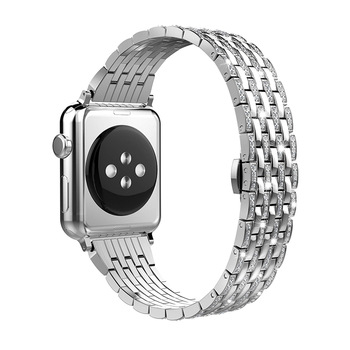 Luxury Diamond Band for Apple Watch 1