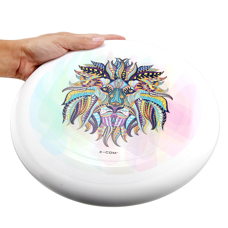 Ike Frisbee Sports Frisbee Game Colour Printing Adult Children Frisbee UFO 175G Extreme Frisbee CHILDREN'S Toy