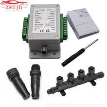 محول NMEA2000 ثنائي القناة 0 190 أوم إلى 18 مستشعرات يمكن جمع CX5003 متعددة الوظائف NMEA 2000 أجزاء محول الإشارة