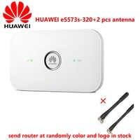Desbloqueado huawei e5573 E5573s-320 E5573bs-320 E5573cs-322 E5573cs-609 4g lte bolso wifi roteador móvel hotspot 4g modem pk R216-Z