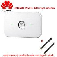 Unlocked Huawei E5573 E5573s 320 E5573bs 320 E5573cs 322 E5573cs 609 4G Lte Pocket Wifi Router Mobile Hotspot 4G Modem PK R216 Z