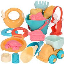 Лето ребенок пляж игра игрушка мягкий пластик гладкий дети вода игрушка ребенок пляж играть песок вода игра игрушки дети песочница набор