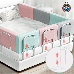 Bed-Guards Crib Bed-Accessories Safety-Rail Toddlers for Baby Playpen