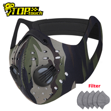 Face-Mask Balaclava Outdoor-Masks Dust-Proof Moto Breathable with Vents NEW