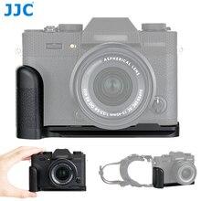 JJC caméra poignée de main plaque de dégagement rapide L support de support pour Fujifilm X T30 X T20 X T10 XT30 XT20 XT10 remplace Fuji MHG XT10