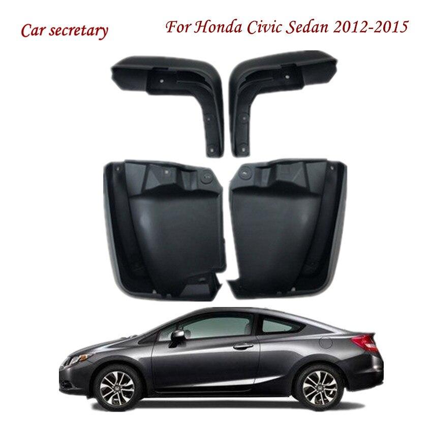 2015 HONDA CIVIC CIVIC SI SEDAN Breathable Car Cover w//Mirror Pockets Black