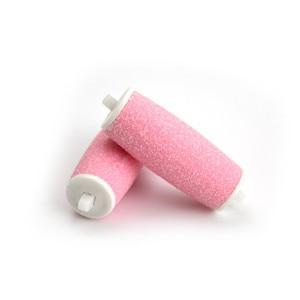 Image 4 - 2 pçs rolo de pedicure incrustado pé cuidados arquivo rolos pedra maçante duro pele removedor pés ferramenta cuidados 4 cores