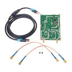 Prosty analizator widma D6 z instrumentem analizy częstotliwości częstotliwości generatora śladu