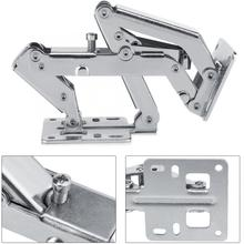 Door Hinges Cabinet Cupboard Kitchen 170-Degree Thick with 8-Fixing-Screws Large-Angle