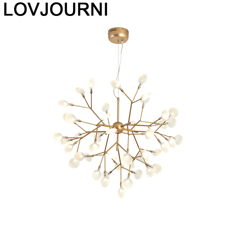 Light Decor Lampara De Techo Colgante Lampadari Moderni Chandelier Industrial Lamp Loft Luminaria Luminaire Suspendu Hanglamp