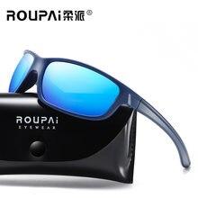 Мужские солнцезащитные очки с защитой от ультрафиолета uv400