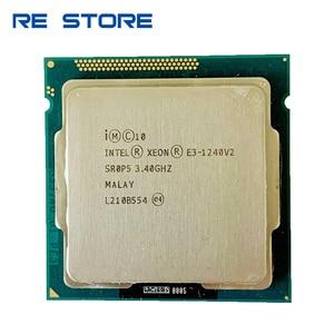 Image 1 - Processeur Intel Xeon E3 1240 v2 3.40GHz 8M Cache SR0P5 LGA1155 occasion