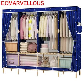 Ropero Dressing Penderie Rangement Chambre Home Furniture Dresser Armario De Dormitorio Guarda Roupa Mueble Closet Wardrobe