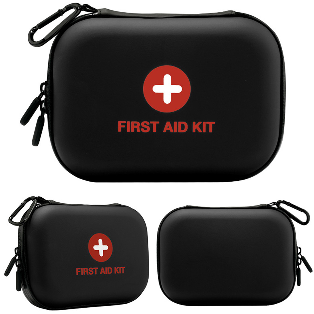 101Pcs 26 27 Item First Aid Bag Set Buckle Portable Outdoor Medical Emergency Kit Pouch Survival Treatment Pack Sport Travel Car