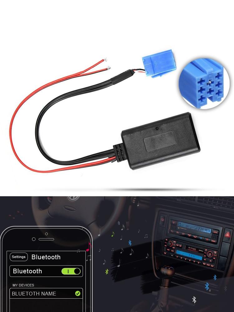 USB SD AUX MP3 Adapter f/ür VW mit dem Radio Gamma 4