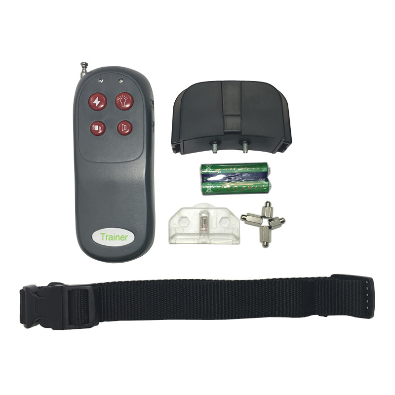 Most New Style Feature Enhanced Version Of Remote Control Vibration Electric Shock Zhi Fei Qi Dog Trainer 4 In 1
