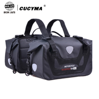 Motorcycle Tank Bag Waterproof Bags Kit Knight Rider Multi Function Portable Bags Luggage Universal Saddle Bag for Motorcycl etc
