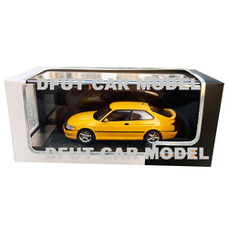 1:43 Scale Alloy Toy Saab  9-3 VIGGEN 1998  Model Of Children's Toy Car Original Authorized Authentic Kids Toys