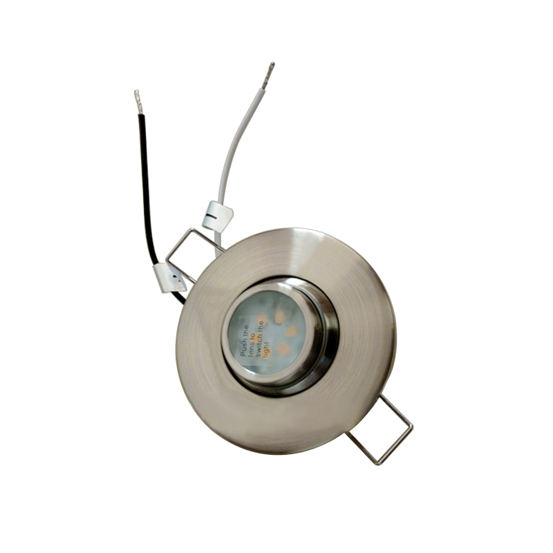 Dome//Cabin//Celing Light 12V LED Interior Stainless Steel //Boat//Yacht 3/'/'