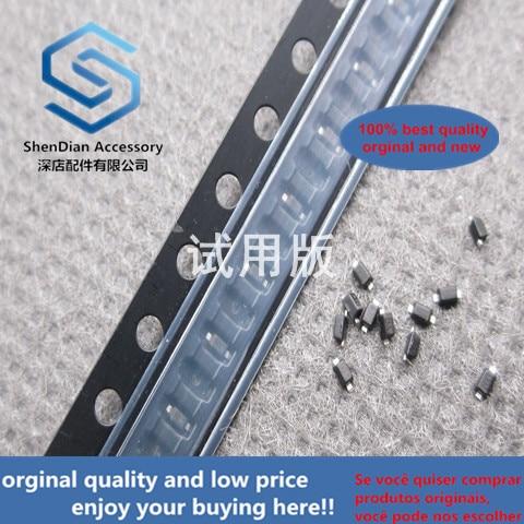 50pcs 100% Orginal New ESD5Z3.3T1G 3.3V TVS Electrostatic Protection Diode PESD5Z3.3 SMD SOD523