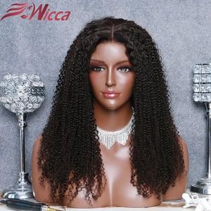 Nova base de seda onda perucas para mulheres perucas de cabelo humano 180 densidade cor natural remy brasileiro encaracolado