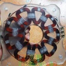 Исследования свободной энергии DIY дисковый генератор без сердечника катушки полая катушка ветрогенератор