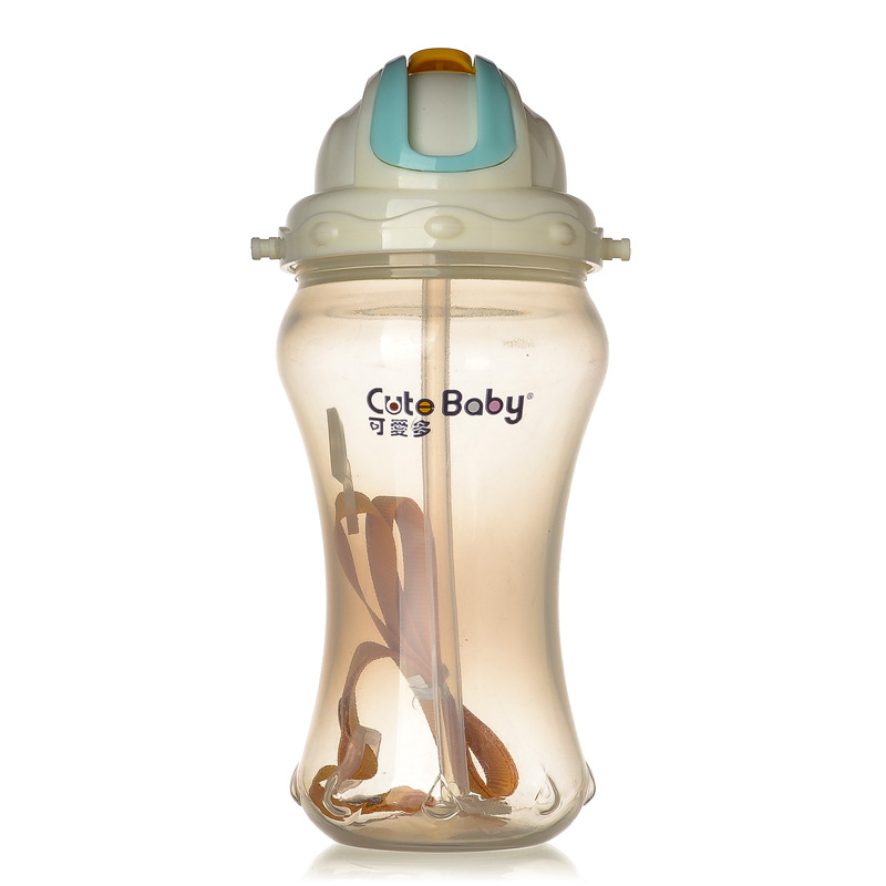 Baby Products 330ml With Rope PP Cup Infant Sippy Cup