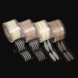 600 шт S/L лента для век стикер невидимое двойное веко паста прозрачная бежевая полоса самоклеющаяся натуральная лента для глаз инструменты