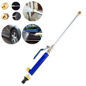 Image 4 - Tuin Waterpistool Wasmachine Tuinslang Nozzle Spray Sprinkler Gereedschap Voor Car Window Wassen/Watering Bloemen