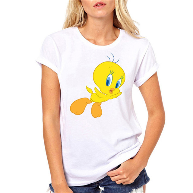 Fashion-T-shirt-women-Looney-Tunes-Tweety-Bird-cartoon-print-summer-fashion-cute-tshirt-female-o.jpg_640x640 (6)