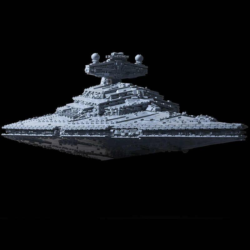 05027 star Giocattoli Wars Il MOC-23556 Imperiale star Destroyer Compatibile Con Legoing 75252 Regali di Natale Per Bambini Blocchi di Costruzione