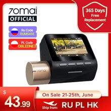 70mai Dash Cam Lite 2'' LCD Screen 1080P Resolution 70mai Lite Car Cam Recorder 24H Parking Monitor 70mai Car DVR Mobile App