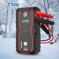 UTRAI Jump Starter power bank джамп стартер пусковое устройство пускозарядное для авто бустер автомобильный 22000 мАч 2000A 12V зарядное для авто стартер для а...