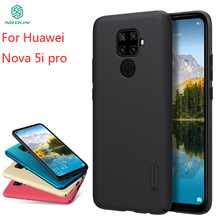 For Huawei Nova 5i pro Case Cover NILLKIN Fitted Cases High Quality Super Frosted Shield